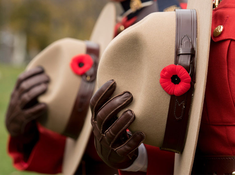 Statement by the Prime Minister on Remembrance Day