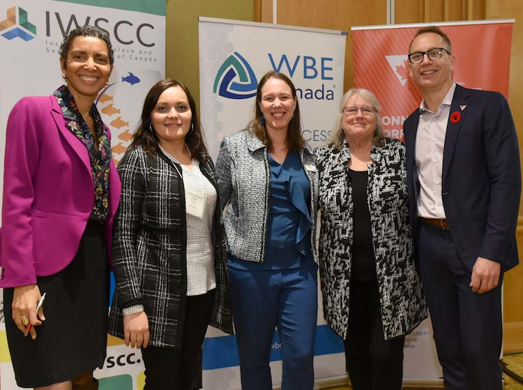 The Supplier Diversity Alliance Canada (SDAC) presented the 5th Annual Connect, ...