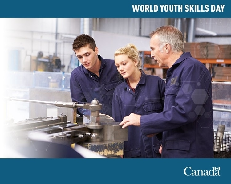 Canada Economic Development for Quebec Regions Invests in Young Entrepreneurs
