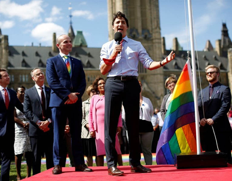 Prime Minister announces Special Advisor on LGBTQ2 Issues