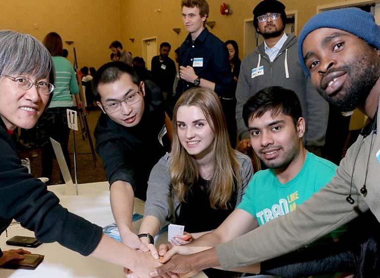Mentorship program wins international award