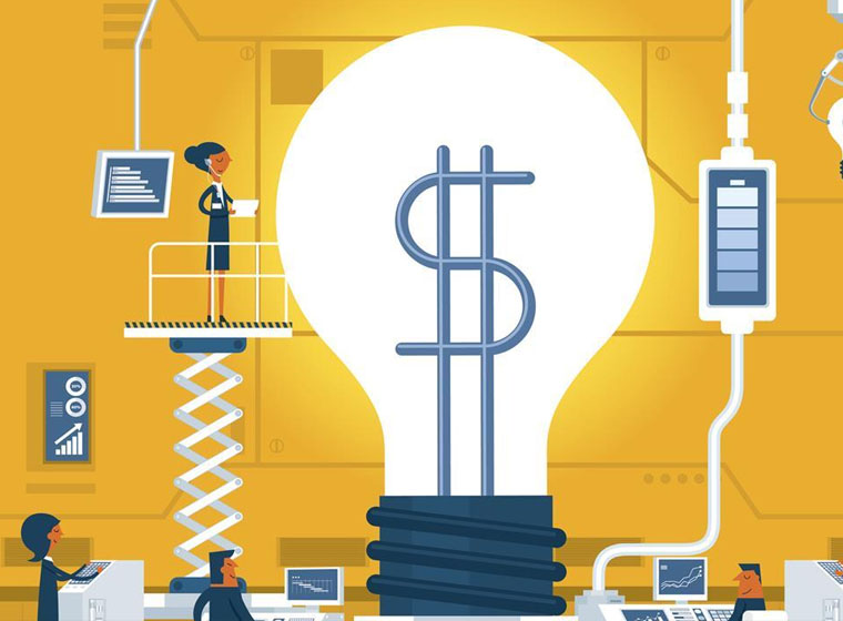Federal government stimulates innovation by investing in great ideas and smart p...