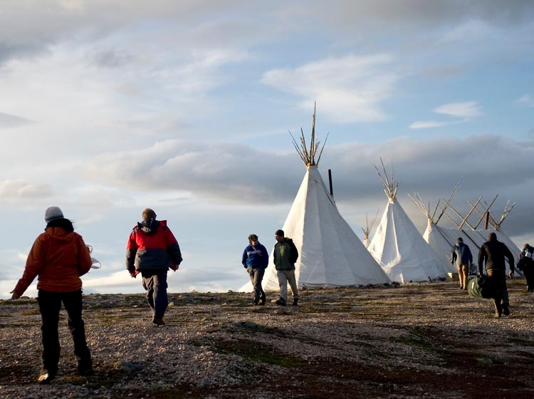Indigenous Tourism In Quebec Given Strong Support To Navigate Crisis