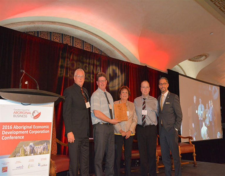 Aboriginal Company From B.C. Honored By Forest Industry