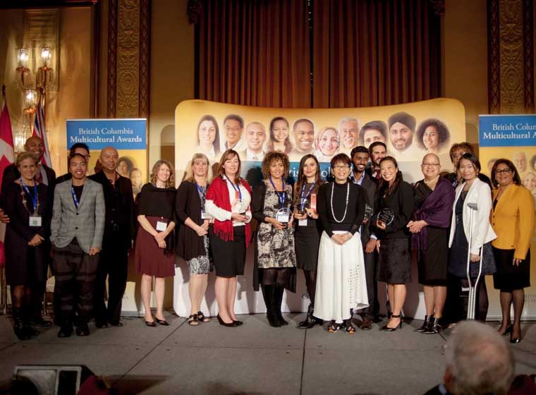 B.C. multicultural champions honoured during awards ceremony