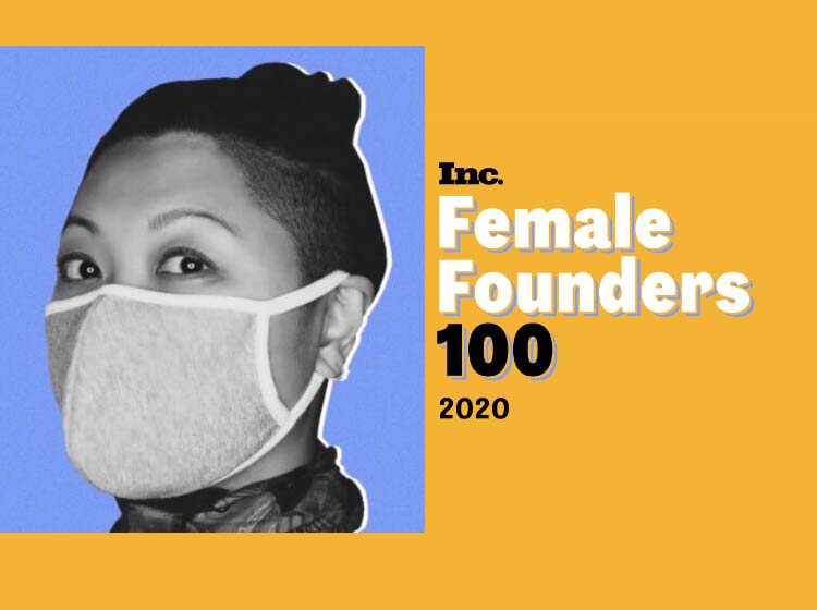 Kathy Cheng Named in Inc.'s Annual Female Founders 100 List