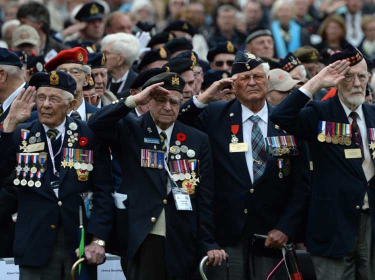 21 Canadian Organizations awarded Funding to support Canadian Veterans and their...