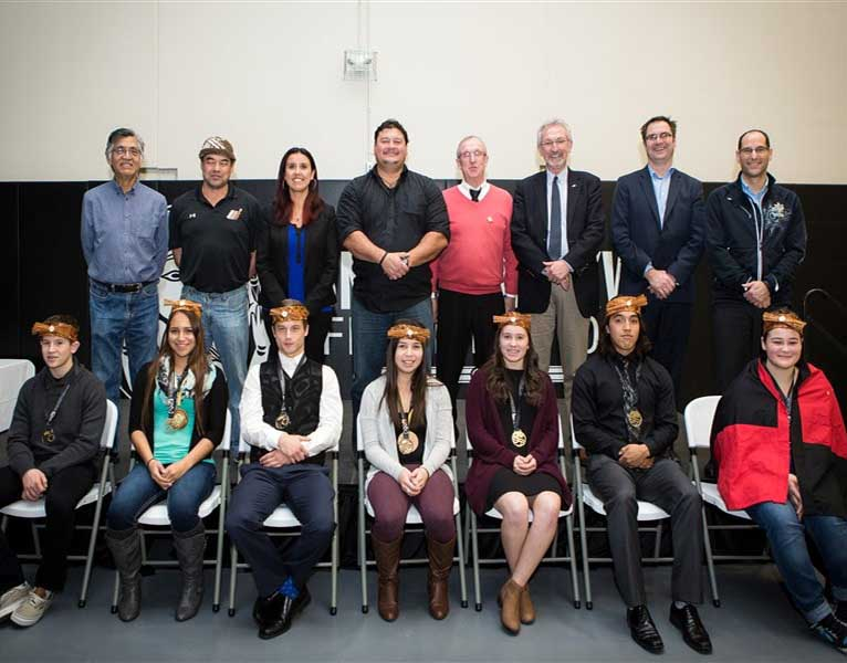 Vancouver Island Honours Recipients of the 2016 Premier's Awards for Aboriginal ...