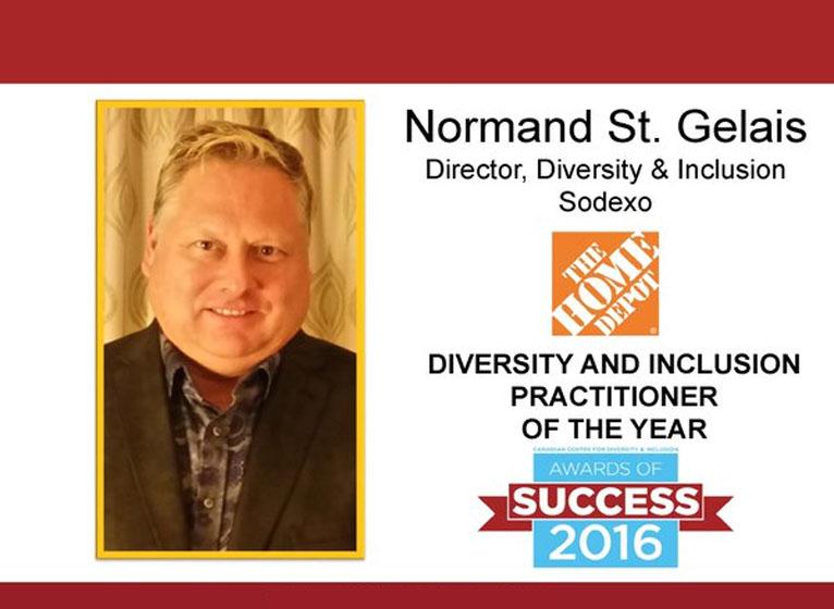 Sodexo director wins prestigious national award