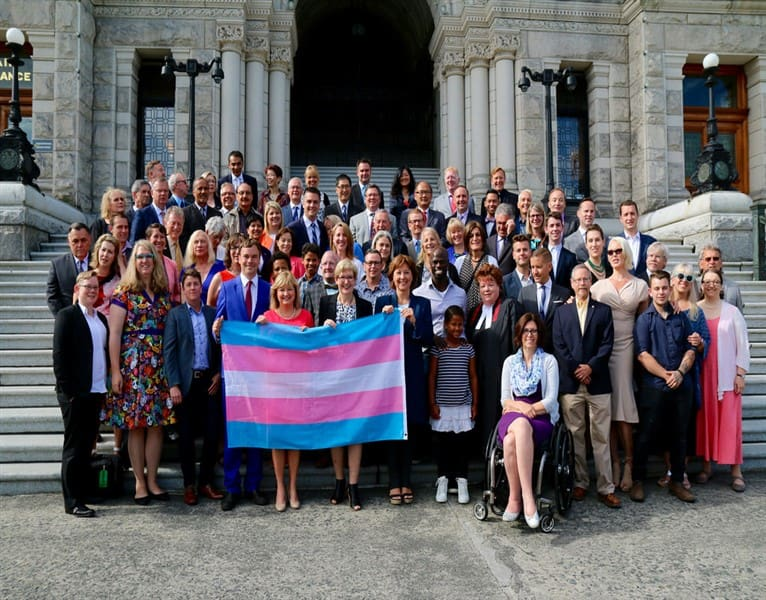 B.C. Human Rights Code To Include Explicit Protection For Gender Identity, Expre...