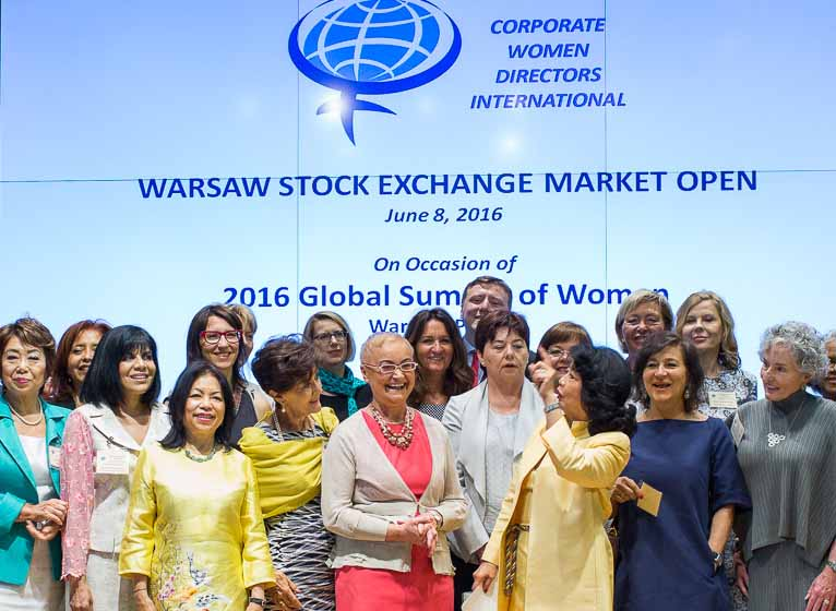 Power of Women in Business on Display at Global Summit of Women