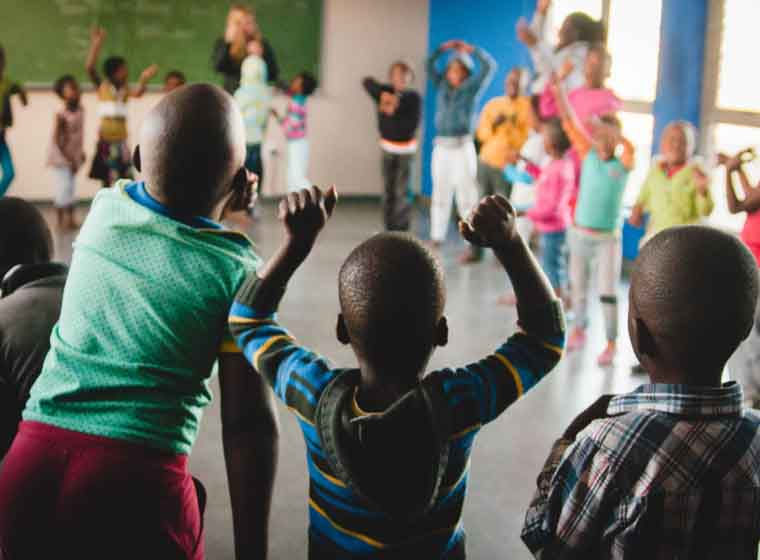 Delta to help African youth via Junior Achievement, Amy Foundation
