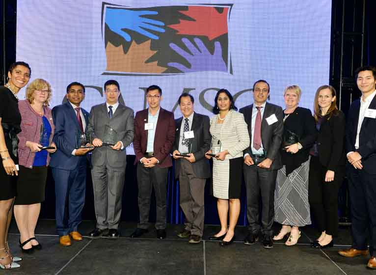 Supplier Diversity Leaders Shine at 12th CAMSC Business Achievement Awards