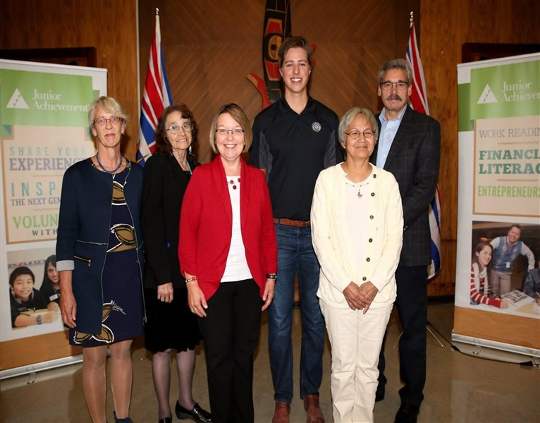 Provincial Partnership Aims To Inspire Next Generation Of Aboriginal Entrepreneu...
