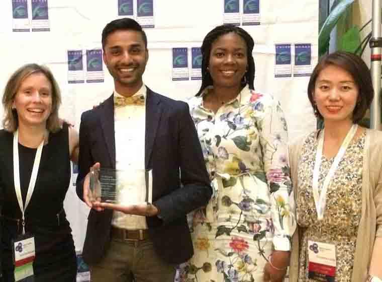 Career Centre honoured for innovative education