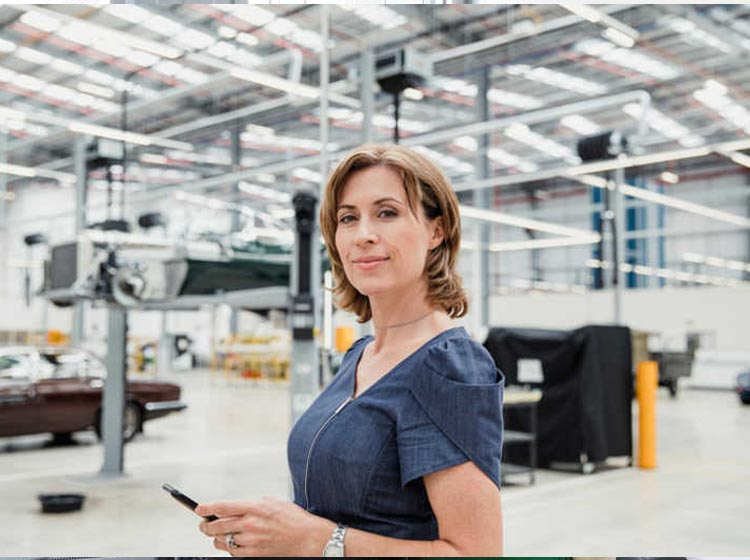 New federal funding will help more women enter the manufacturing sector